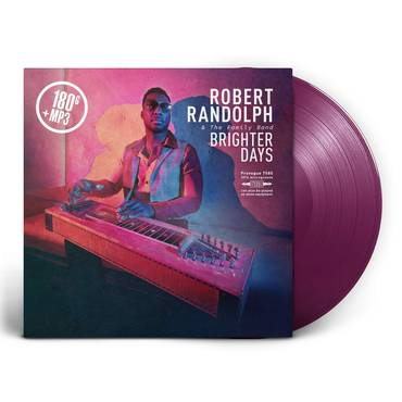 Brighter Days [Limited Edition Purple LP]