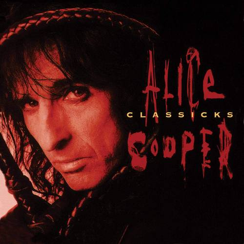 Classicks - The Best Of Alice Cooper [Translucent Red & Black Swirl Audiophile Tri-Fold LP]