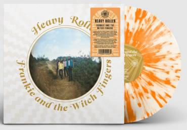 Heavy Roller [Indie Exclusive Limited Edition Tangerine Creamsicle Heavy Splatter LP]