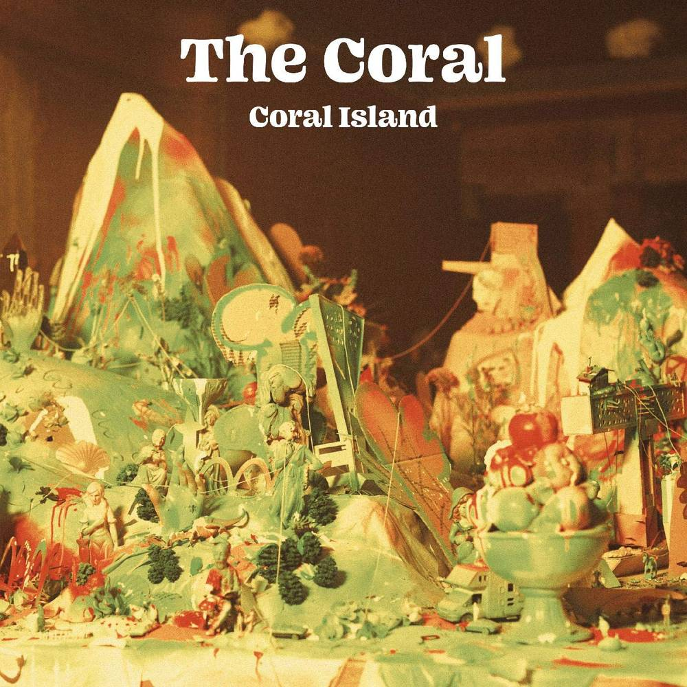 The Coral - Coral Island [LP]