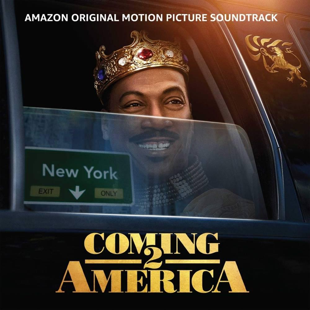 Various Artists - Coming 2 America (Amazon Original Motion Picture Soundtrack) [LP]