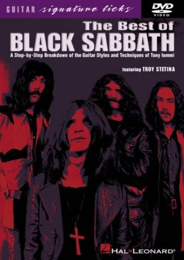 The Best of Black Sabbath [DVD]