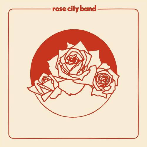 Rose City Band [Limited Edition Translucent Red LP]