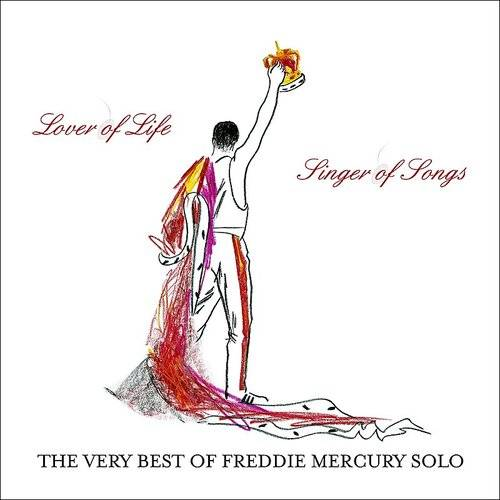 The Very Best Of Freddie Mercury Solo: Lover Of Life, Singer Of Songs