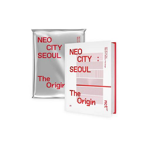 Neo City Seoul: The Origin (2 CD) (Incl. 184-page Booklet, Lyric Book+ Photo Card) [Import]