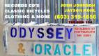 Odyssey And Oracle