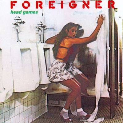 Foreigner - Head Games [SYEOR 2017 Exclusive Picture Disc Vinyl]