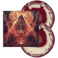 Nile - Vile Nilotic Rites [Indie Exclusive Limited Edition Red/Bone 2LP]