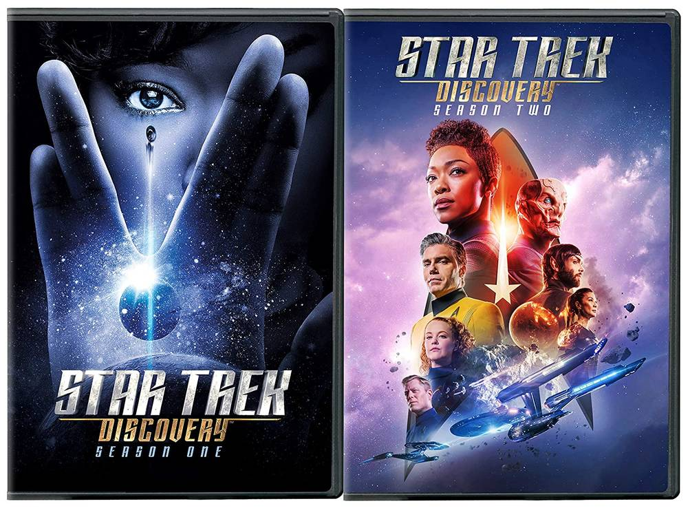 Star Trek: Discovery [TV Series] - Star Trek: Discovery - Seasons 1 & 2