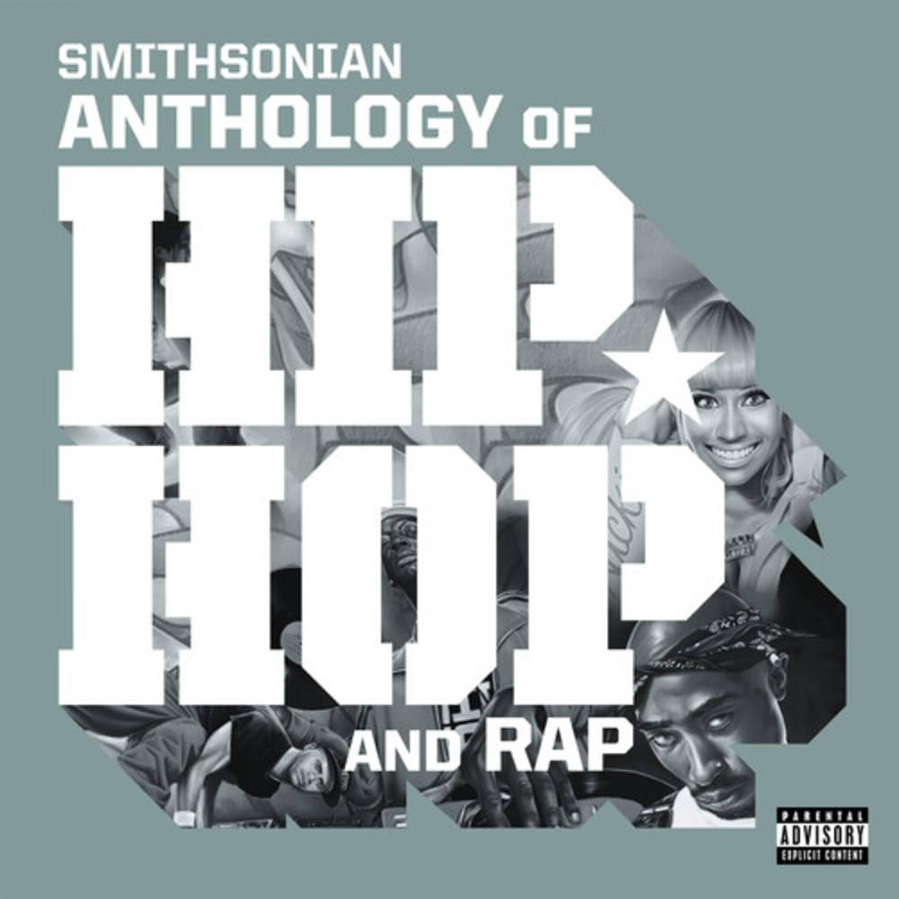 Various Artists - Smithsonian Anthology Of Hip-Hop & Rap [9CD Box Set]