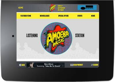 Amoeba BPM Interface