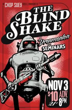 Enter To Win Tickets To The Blind Shake!