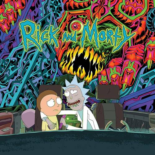 The Rick And Morty Soundtrack [LP]