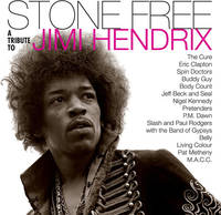 Various Artists - Stone Free: A Tribute To Jimi Hendrix [Rocktober 2020 Black/Clear LP]