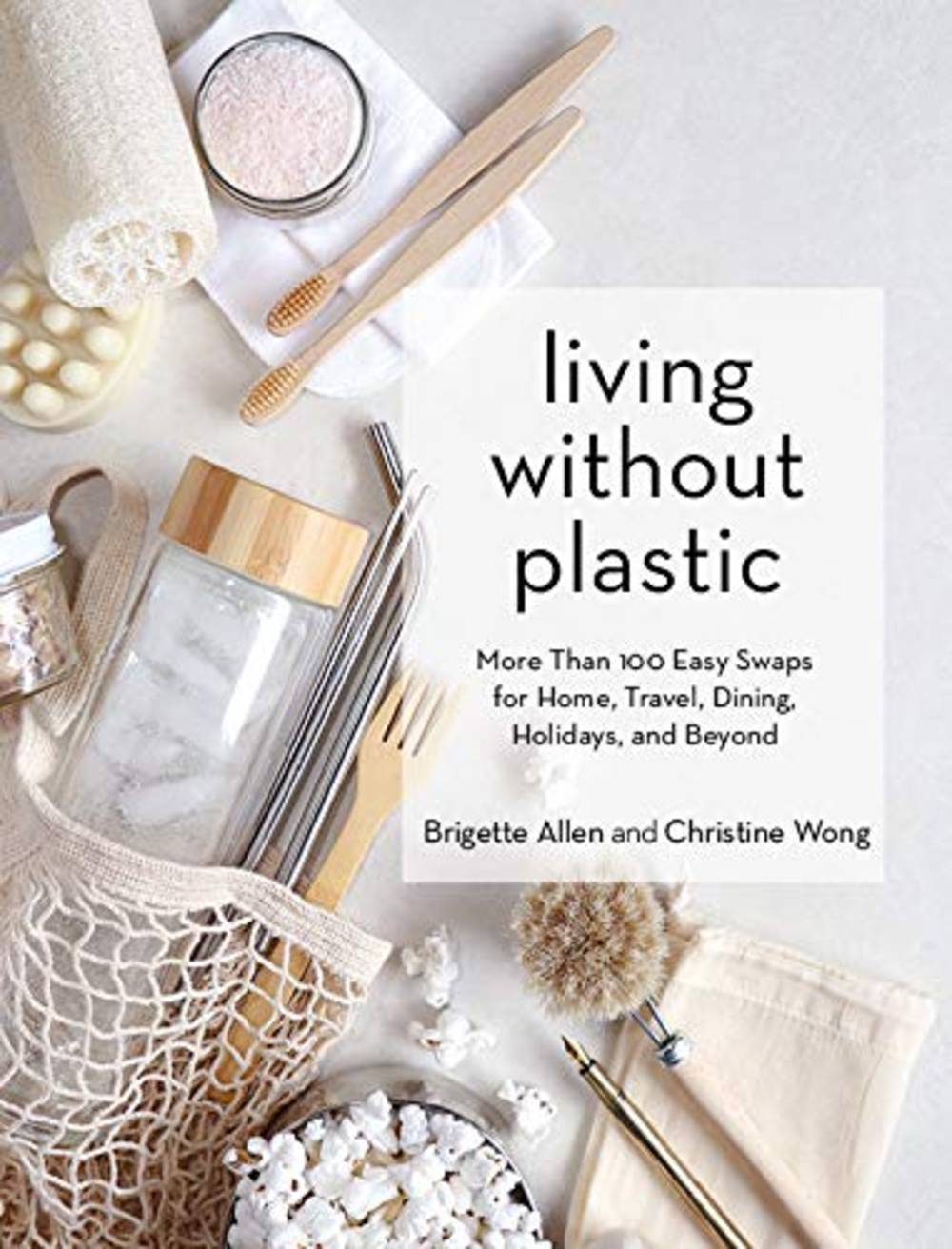 Book - Living Without Plastic