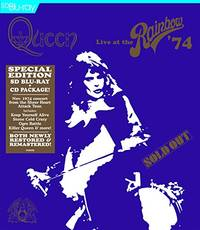 Queen - Live At The Rainbow '74 [Blu-Ray/CD]