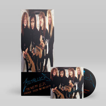 The $5.98 EP - Garage Days Re-Revisited [Limited Edition Lenticular Longbox]