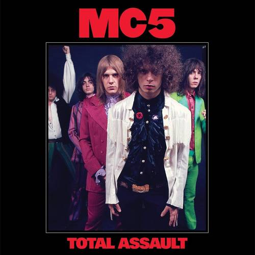 Total Assault: 50th Anniversary Collection [Limited Edition LP Box Set]