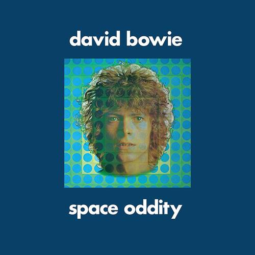 Space Oddity: 2019 Mix [LP]
