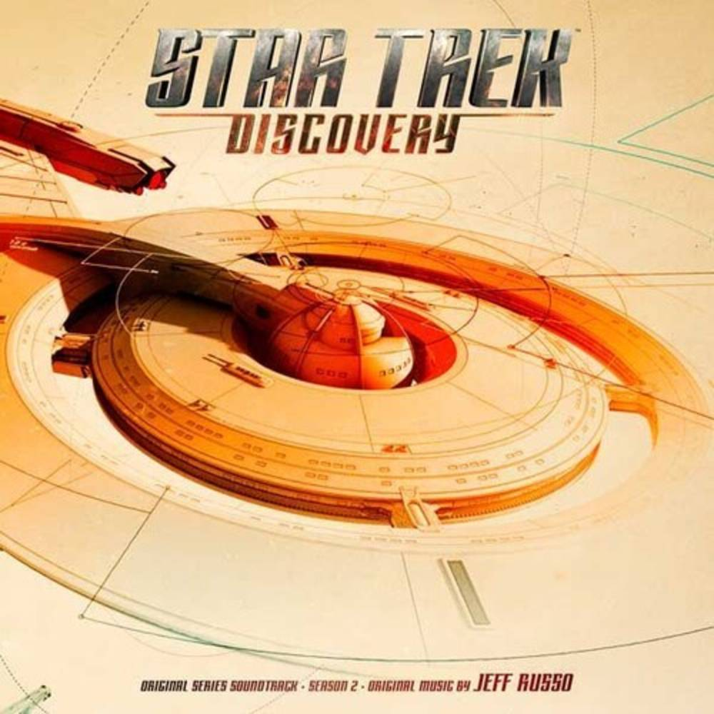 Jeff Russo - Star Trek: Discovery: Season 2 (Original Television Soundtrack) [Indie Exclusive Limited Edition 2LP]
