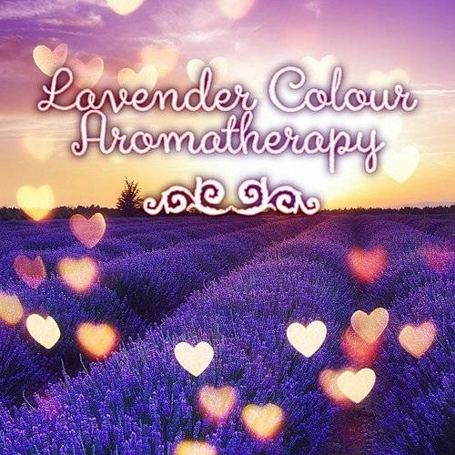 Spiritual Healing Music Universe - Lavender Colour - Aromatherapy