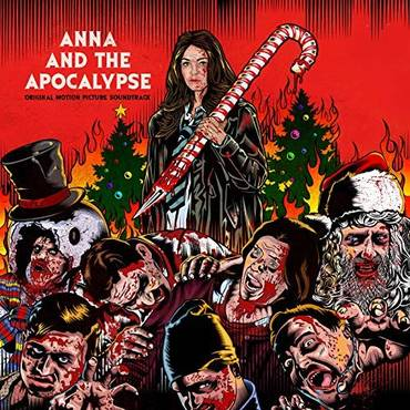 Anna & The Apocalypse [Soundtrack Clear w/Red Splatter LP]