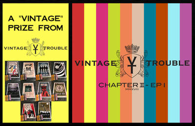 ENTER TO WIN A VINTAGE PRIZE FROM VINTAGE TROUBLE