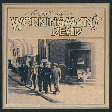 Workingman's Dead [Limited Edition Silver and White LP]