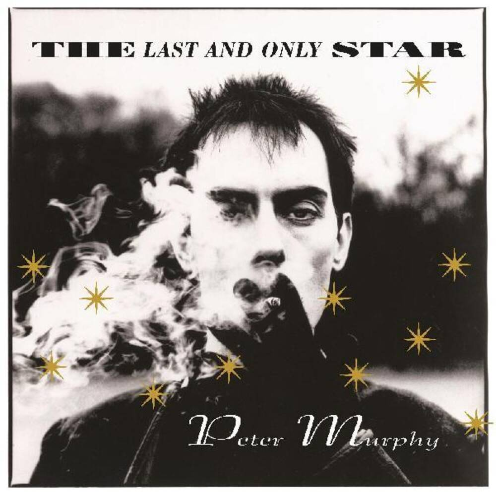 Peter Murphy - The Last And Only Star (rarities) [Gold LP]