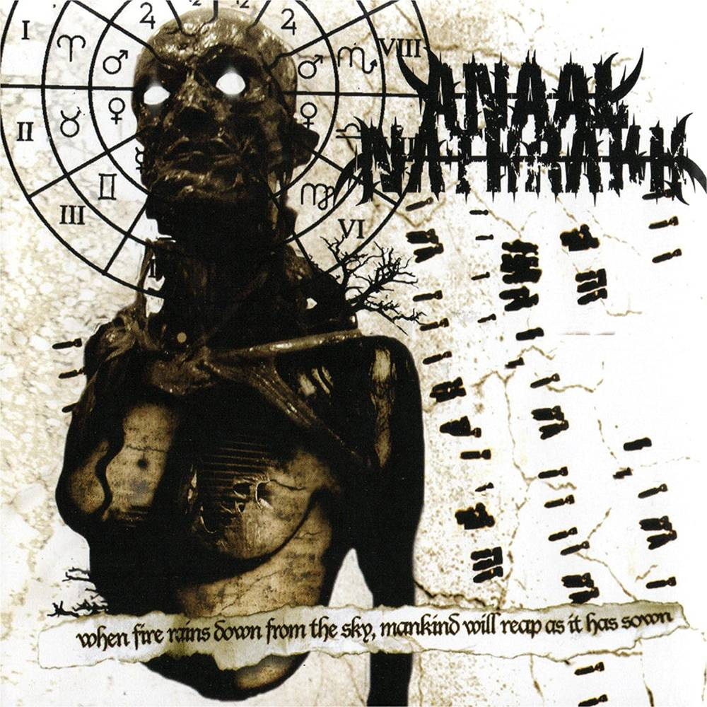 Anaal Nathrakh - When Fire Rains Down from the Sky, Mankind Will Reap as It Has Sown [Limited Edition LP]