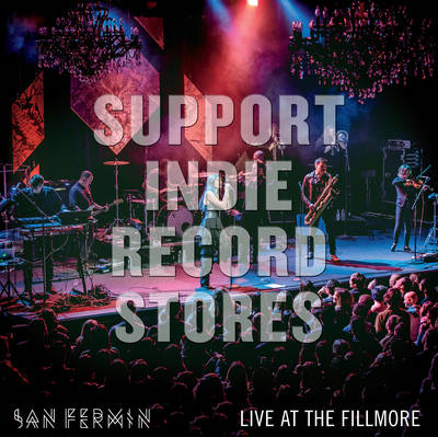 San Fermin - Live at the Fillmore [RSD 2019]