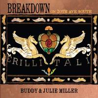 Buddy & Julie Miller - Breakdown On 20th Ave. South [Indie Exclusive Limited Edition Root Beer Marbled LP]