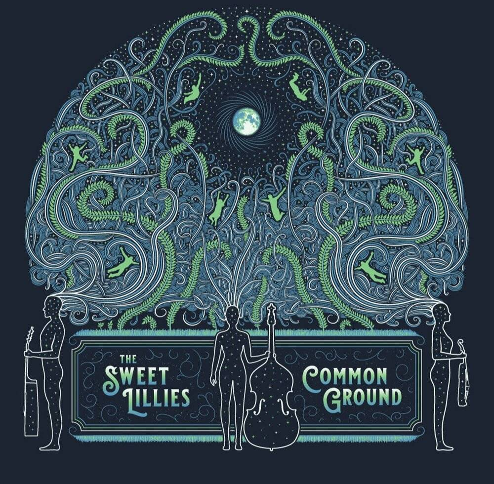 The Sweet Lillies - Common Ground [Indie Exclusive Limited Edition LP]