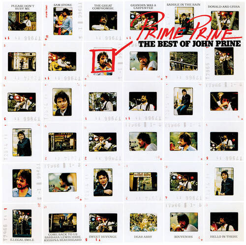 Prime Prine: The Best Of John Prine [Rocktober 2020 LP]