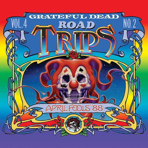 Grateful Dead: Road Trips Vol. 4 No. 2--April Fools' '88