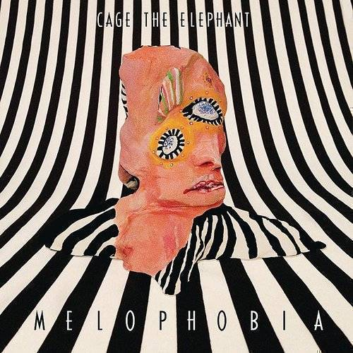 Cage The Elephant - Melophobia [RSD Essential Custom Clear with Smoky White Swirls LP]