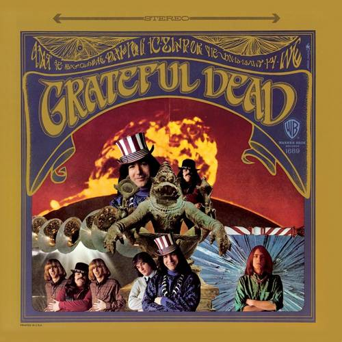 The Grateful Dead: 50th Anniversary Deluxe Edition [Limited Edition Picture Disc Vinyl]