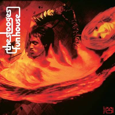 The Stooges - Fun House [SYEOR 2017 Exclusive Orange/Black Swirl Vinyl]