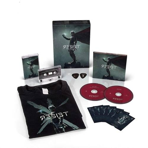 Resist [Limited Edition Box Set 2 CD/Cassette/Large T-Shirt]
