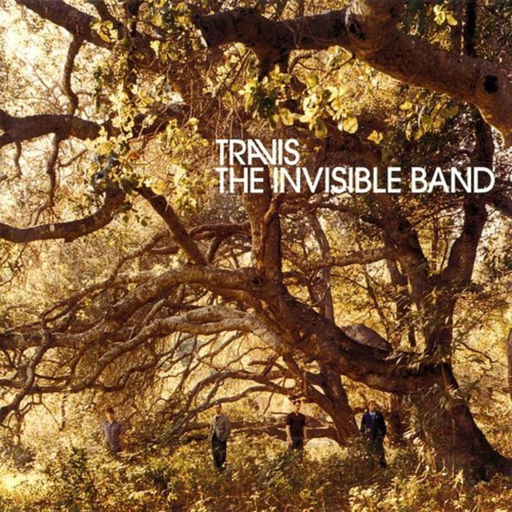 Travis - The Invisible Band [Indie Exclusive Limited Edition Forest Green LP]