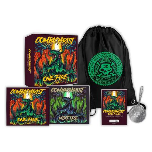One Fire [Limited Edition Fan Box Set]