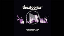 The Stooges - Live At Goose Lake: August 8th, 1970