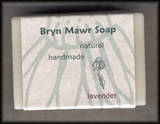 Natural Handmade Lavender Soap - Bryn Mawer Soap