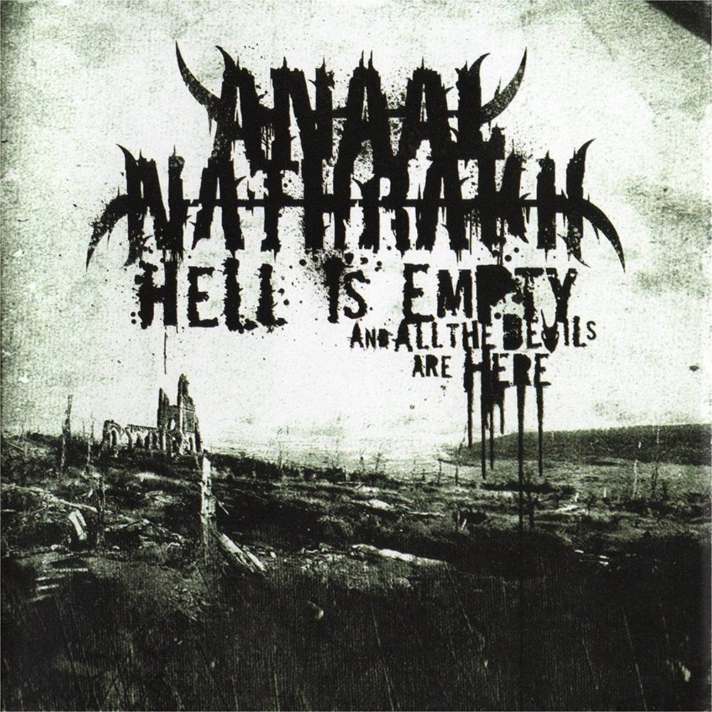 Anaal Nathrakh - Hell Is Empty, and All the Devils Are Here [Limited Edition Green LP]
