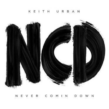 Never Comin Down - Single
