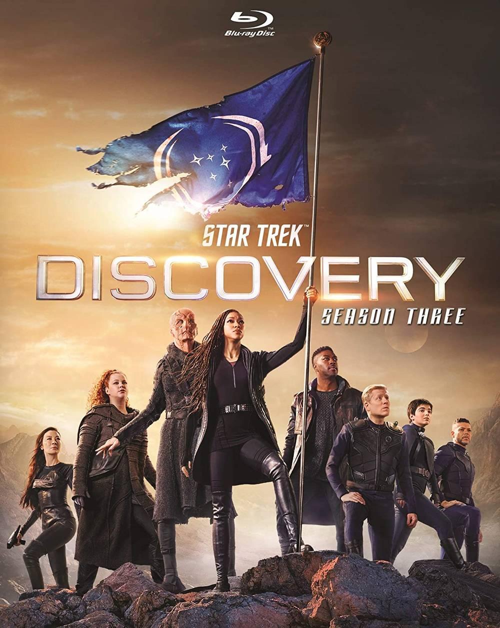 Star Trek: Discovery [TV Series] - Star Trek Discovery: Season Three