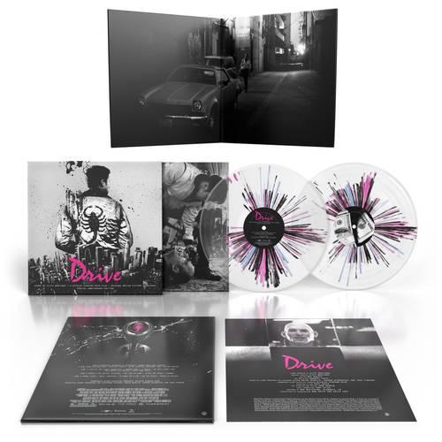 Cliff Martinez - Drive: Soundtrack [10th Year Anniversary Edition Neon Noir Splatter 2LP]