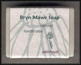 Natural Handmade Patchouli Soap - Bryn Mawer Soap