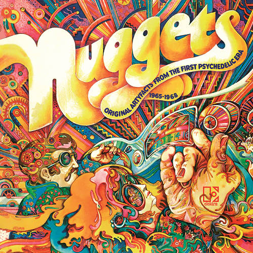 Various Artists - Nuggets: Original Artyfacts From The First Psychedelic Era 1965-1968 [SYEOR 2021 2LP]
