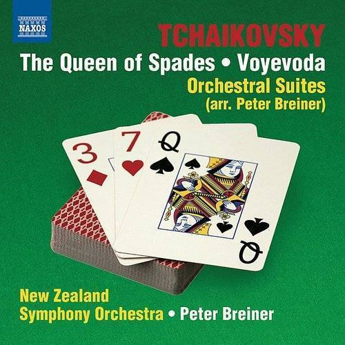 Queen Of Spades - Suite / Voyevoda - Suite